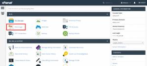 disk-space-cpanel